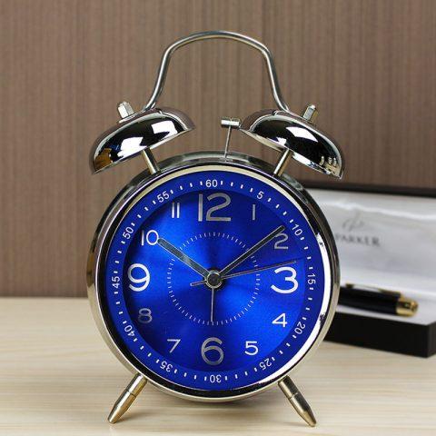 Reloj Despertador Clásico Estilo Retro